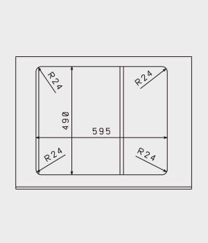 Флорентина Таис 615 схема и чертеж