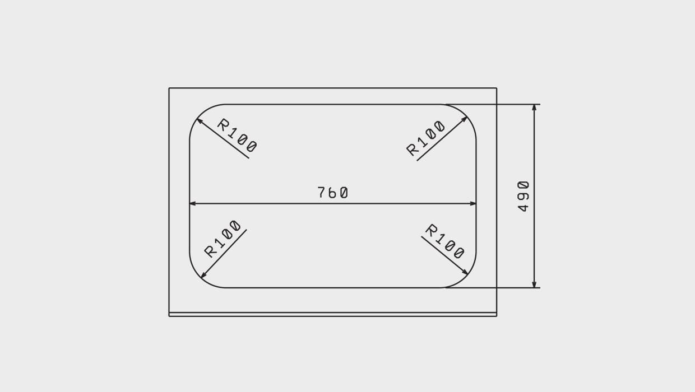 мойка флорентина крит 780а чертеж схема